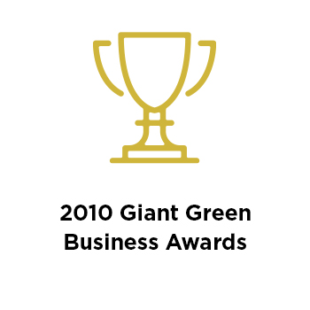 2010 Giant Green Business Awards