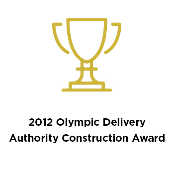 2012 Olympic Delivery Authority Construction Award